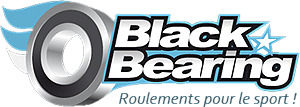 logo black bearing
